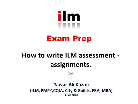 assessment assignment essay
