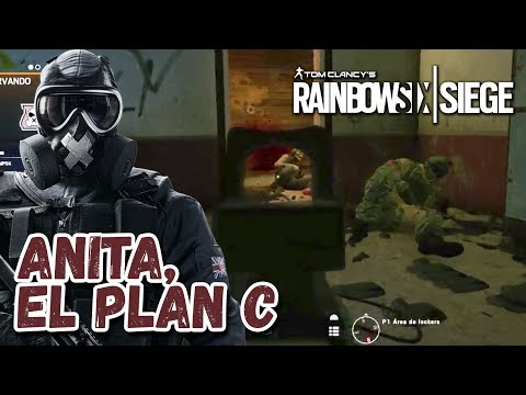 Rainbown Six Siege PS4 DIRECTO con los caur@S Chile