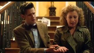 Best moment River and The Doctor episode The Angels Take Manhattan