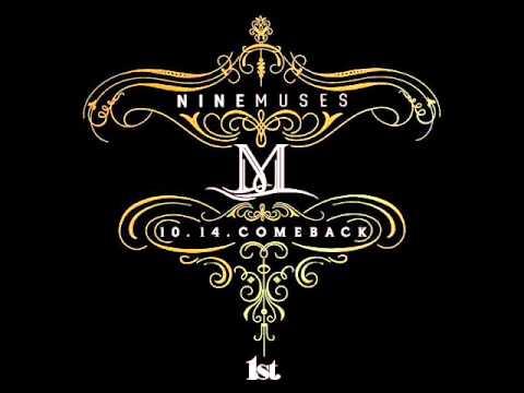 Nine Muses - Prima Donna [Full Album]