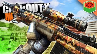 The SDM Is SO CHEAP! | Black Ops 4 (Multiplayer Gameplay)