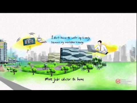 Singapore - Urban Redevelopment Authority (URA) Draft Master Plan 2013