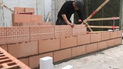 Project Sion w17, pt1 - bricklaying - 1f blockwalls
