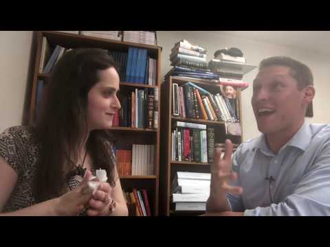 From Chassidic Rabbi to a Trans Woman Activist! Abby Stein ...