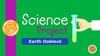 Earth Day Oobleck Science Project