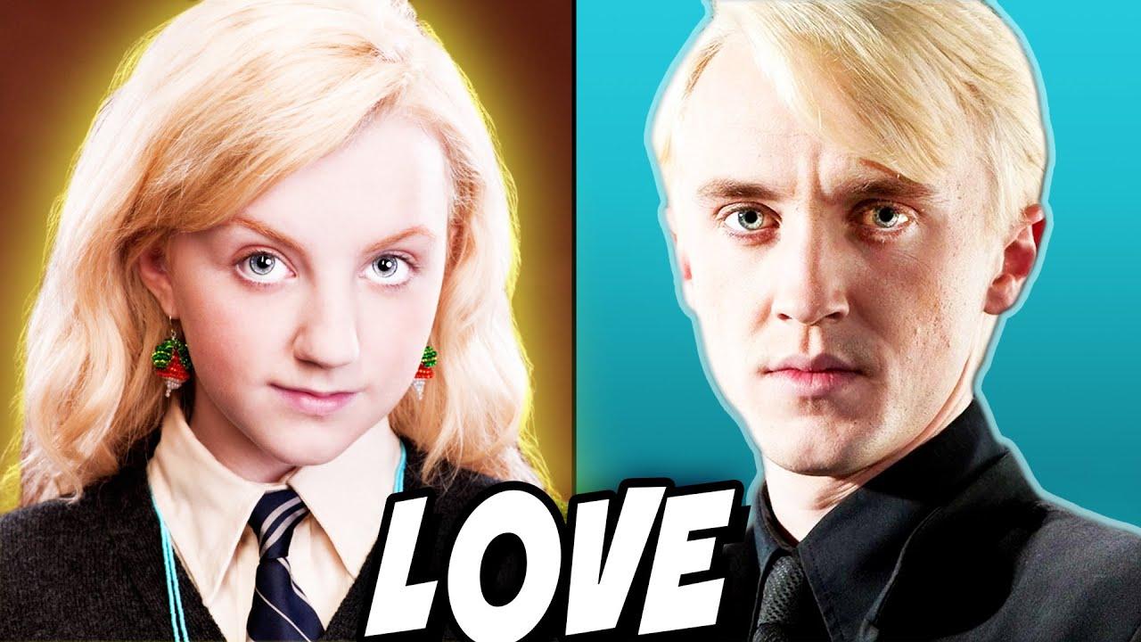 8 Relationships Revealed AFTER Harry Potter Ended - Harry Potter Explained