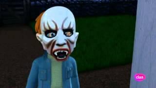✔ Sam el bombero   Norman acapara las chuches de Halloween   Clan TV   RTVE es