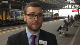 Download Felix the Huddersfield Station Cat   BBC Look North 13-12-2016 Mp3 and Videos