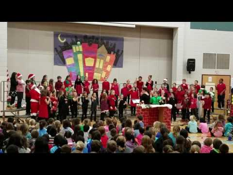 Robert L Horbelt Elementary School - 3rd Grade Holiday Singalong(5)