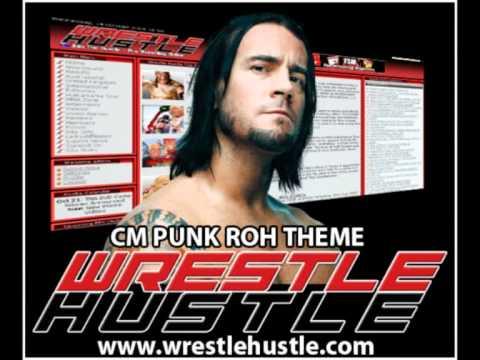 CM Punk ROH Theme