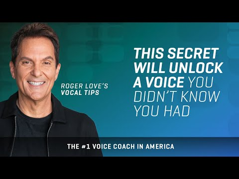 This Secret Will Unlock a Voice You Didn't Know You Had!