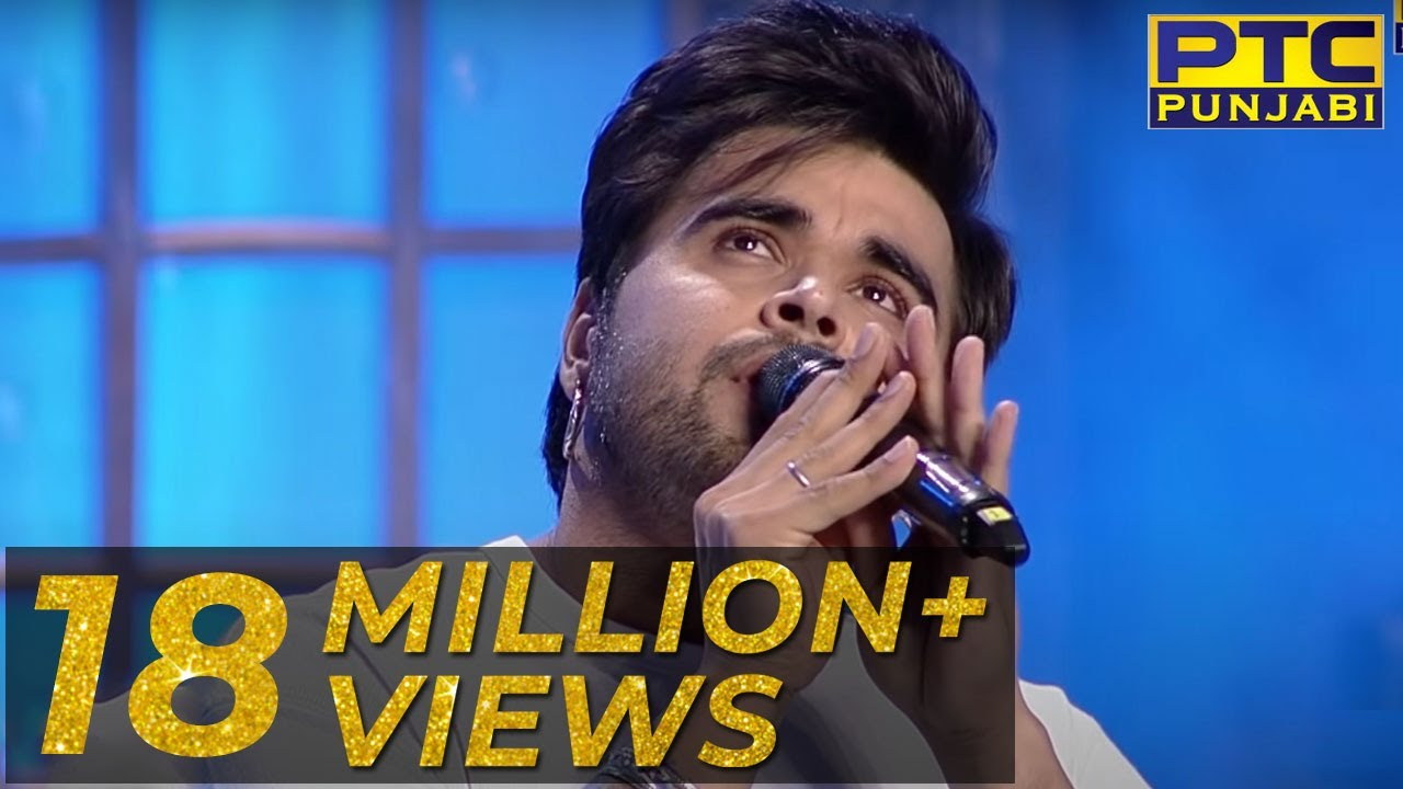 Ninja | Aadat | Live Performance | Grand Finale | Voice Of Punjab Chhota Champ 4 #1