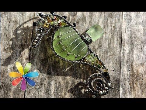 DIY Цветы из лака! Украшение своими руками!