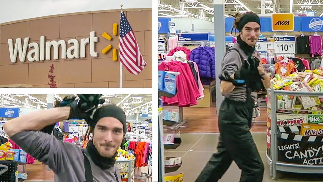 WALMART FASHION SHOW - YouTube