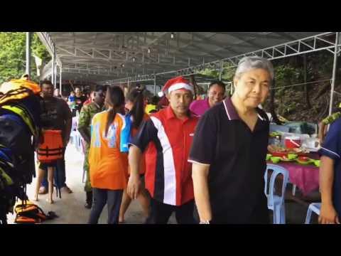 Lawatan Timbalan Perdana Menteri Datuk Seri Dr Ahmad Zahid Hamidi Ke Pulau Sembilan, Perak