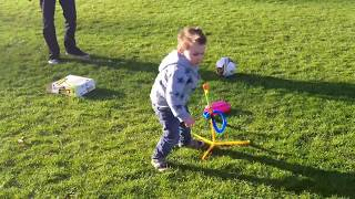 super stomp rockets in action( ashford  kent) victoria park