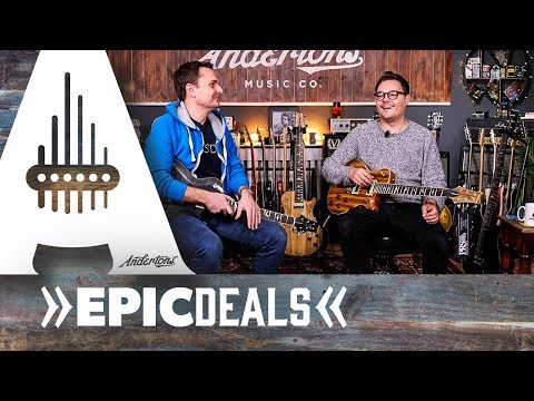 PRS SE Custom Guitars - EPIC DEAL! Save up to £250 on boxed, new 2017 models