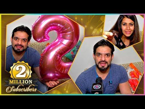 Karan Patel and Ankita Bhargava Exclusive Interview | 2 Million Subscribers | TellyMasala