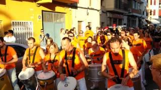 DAKITU en las fiestas de La Eliana 2013 - 2