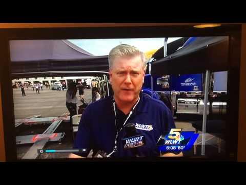 Kentucky Speedway 7-11-15 WLWT