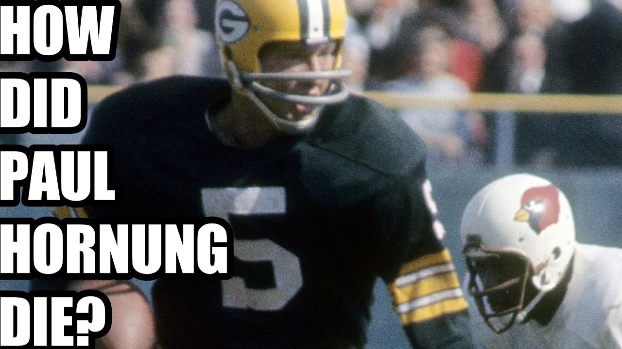 Paul Hornung, star of the 1960s Packers, dies at 84