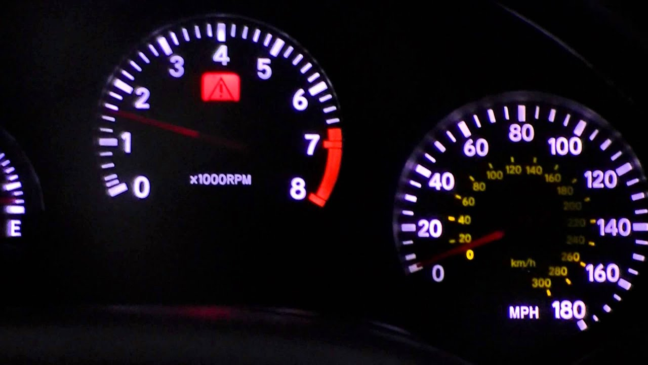 e6ea13668c83 Toyota Supra - LED dash and AC panel conversion - YouTube