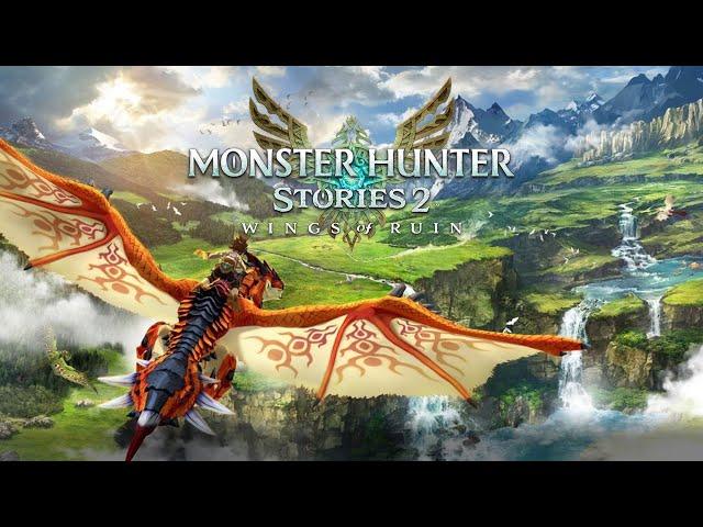 Monster Hunter Stories 2 - Trailer #2 [Direct Feed]