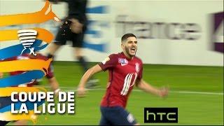 But Yassine BENZIA (7') / LOSC - Girondins de Bordeaux (5-1) -  (1/2 finale) / 2015-16