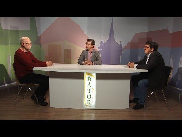 Bátor Televízió Hírmagazin 2018.03.21.