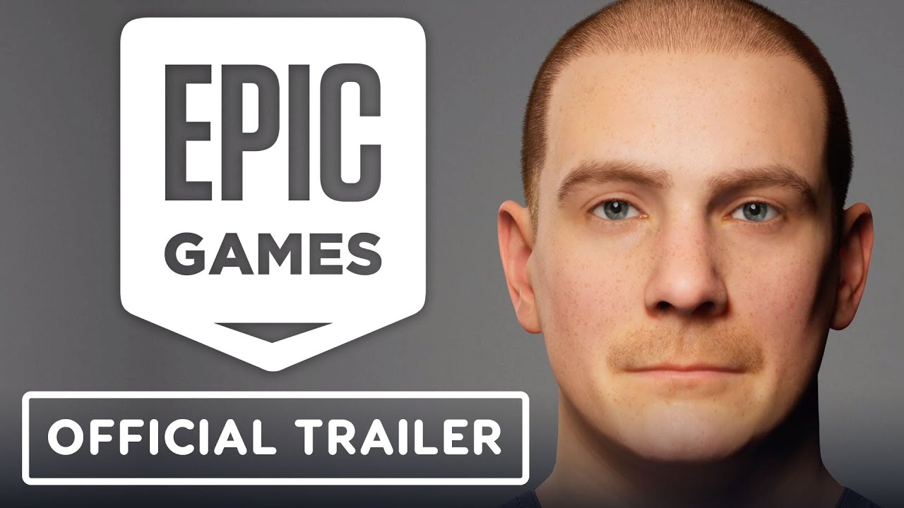 Epic Games' MetaHuman Creator - Official Announcement Trailer