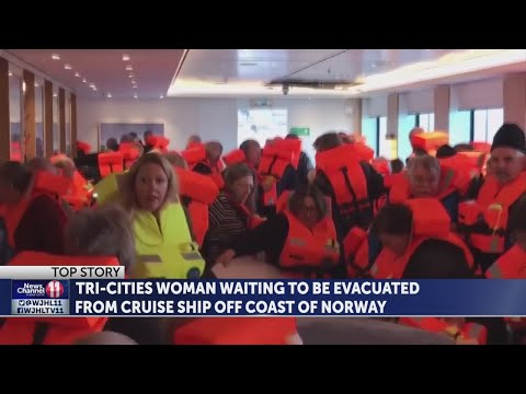 Tri-Cities woman on Norway cruise ship