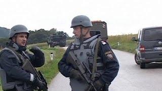 Австрийская трагедия. Преступник покончил с собой