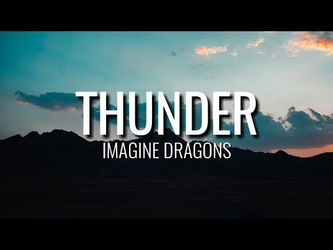 Thunder - Imagine Dragons (Lirik/Lyrics)