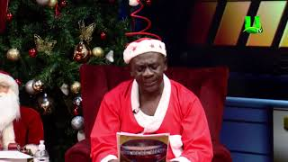Special Real News Episode Featuring Akrobeto And Oteele             25/12/2020