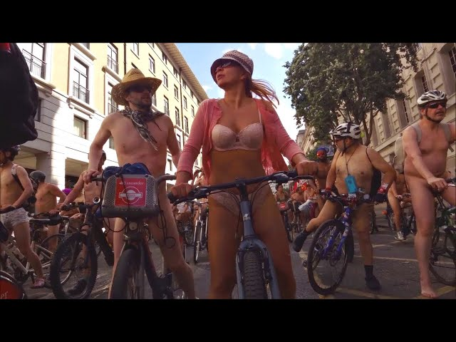 WNBR 2019 London - Tower Hill Start - Part 2 of 3