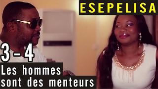 NOUVEAUTÉ 2016 Les Hommes sont des Menteurs  3-4 - Groupe Cinarc - THEATRE CONGOLAIS - Esepelisa