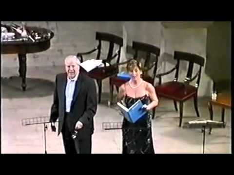 Isabel Rey- Despina - Rolando Panerai - Don Alfonso - cosi fan tutte -