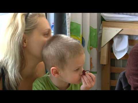 Klinikclowns im Leopoldina Krankenhaus Schweinfurt