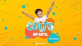 Culto Infantil | Igreja Presbiteriana do Rio | 06.09.2020