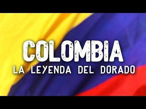 COLOMBIA - La Leyenda del Dorado