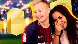 ПАКИ НА ЖЕЛАНИЕ С ДЕВУШКОЙ - FIFA 18