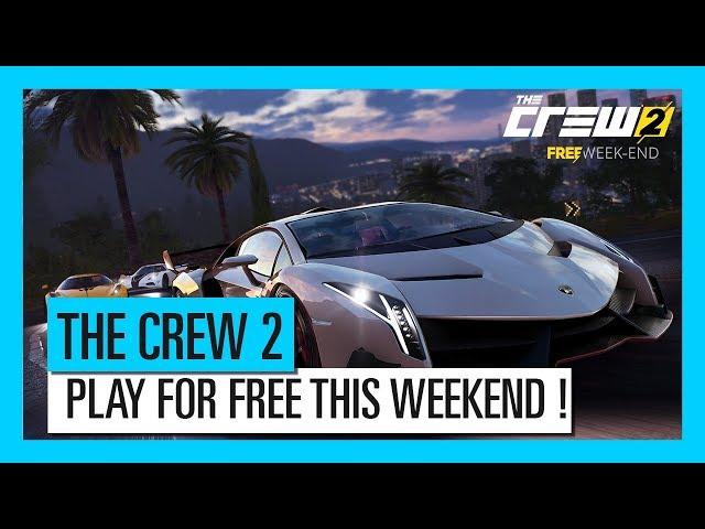 THE CREW 2 : Free Weekend December Trailer | Ubisoft