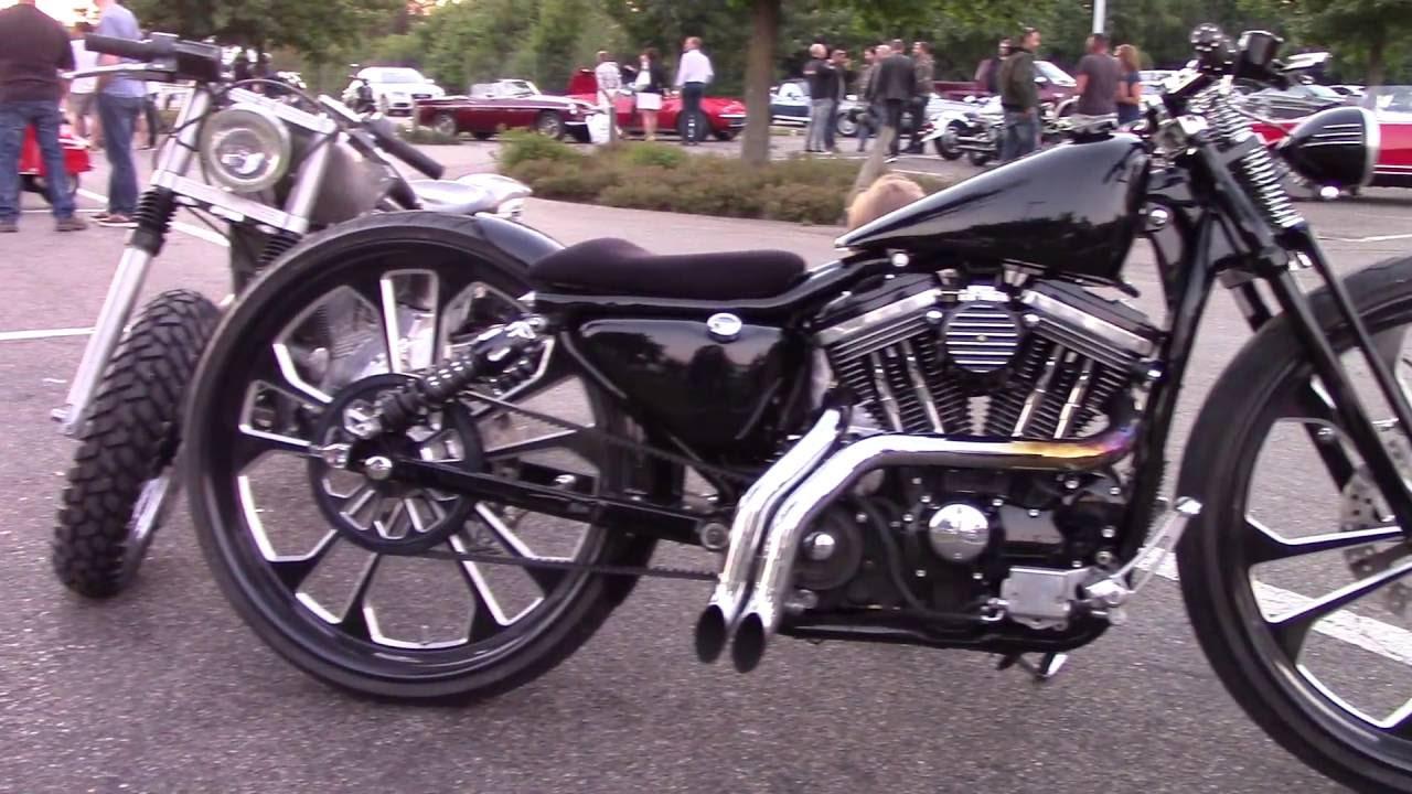 Inch Wheel Harley Davidson Sportster