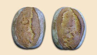 Немецкий деревенский хлеб