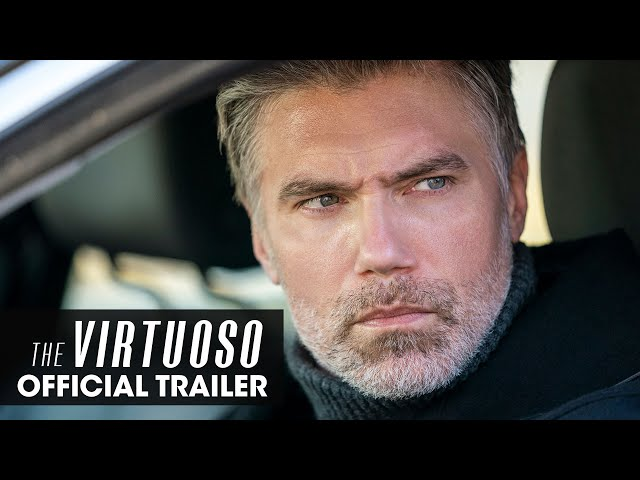 The Virtuoso (2021 Movie) Official Trailer - Anthony Hopkins, Anson Mount