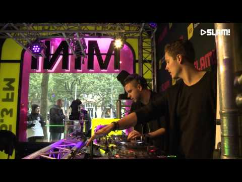 Sick Individuals (DJ-set) at SLAM! MixMarathon live from ADE