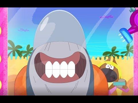 Zig & Sharko 🤓 GREAT SMILE 🤓 Full Episodes in HD