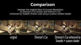 Deus Ex:Human Revolution Director's Cut - SweetFX custom shader