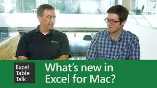 Episode 6 – Excel for Mac