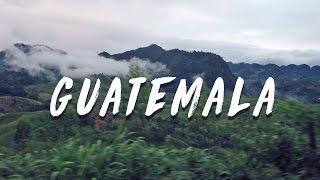 Atitlan to Lanquin | Riding a Bus in Guatemala